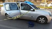 CINAYET - Nişanlısının Eski Kocasını Aracında Öldürdü