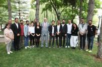 KAZıM KURT - Odunpazarı Belediyesi Geleceğin Tiyatrocularını Yetiştiriyor