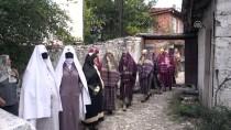 KıNA GECESI - Safranbolu'nun Düğün Geleneği Kayıt Altına Alınıyor