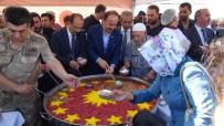 PEYGAMBERLER ŞEHRİ - Şanlıurfa'da Cumhurbaşkanlığı Aşure İkramına Yoğun İlgi