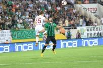 AHMET ÇALıK - Spor Toto Süper Lig Açıklaması Akhisarspor Açıklaması 0 - Galatasaray Açıklaması 0 (İlk Yarı)