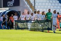 ÖZGÜR YANKAYA - Spor Toto Süper Lig Açıklaması Kasımpaşa Açıklaması 0 - Aytemiz Alanyaspor Açıklaması 1 (İlk Yarı)