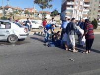Sungurlu'da Feci Kaza  Açıklaması 4 Yaralı