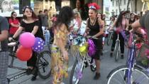 ATATÜRK BULVARI - 'Süslü Kadınlar Bisiklet Turu'