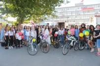 BİSİKLET TURU - Süslü Kadınlar Pedal Çevirdi