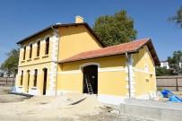 ZİYARETÇİLER - Tekkeköy'ün Yakın Tarihi Bu Müzede Sergilenecek