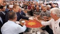 SEYFULLAH - Trabzon'da Aşure Dağıtımına Yoğun İlgi
