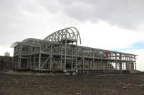 ASTROFIZIK - Türkiye'nin En Büyük Gözlemevi Erzurum'da Yükselmeye Devam Ediyor