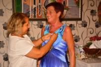 KıZıLAĞAÇ - 20 Kez Tatile Gelen Turist Altınla Ödüllendirildi