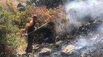 MEDİKAL KURTARMA - Aksaray'da Orman Yangını