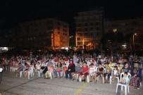 SıRADıŞı - Alanya Ve Gazipaşa'da Açık Hava Sinema Keyfi