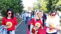 RAHIBE TERESA - Arnavutluk'u Dünya Metropollerine Bağlayan Köprü Açıklaması Air Albania