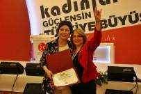 Asenalar 'Kadınlar Güçlensin, Türkiye Büyüsün' Toplantısına Katıldı
