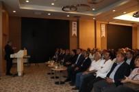 ŞEREF AYDıN - Aydın Açıklaması 'Kültüre Ve Tarihe Sahip Çıkmak Kimlik Meselesidir'