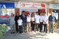 Ayvalık'ta Mehmet Akif Ersoy Öğrencileri Gazileri Unutmadı