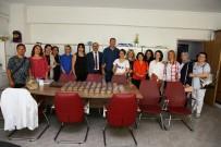 ALLAH - Başkan Ak'tan 13 Bin Öğretmene Aşure İkramı