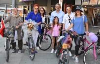 BİSİKLET TURU - Başkan Alıcık'tan Kadınlara Tam Destek