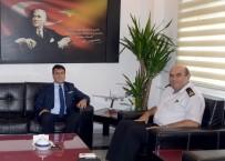 Başkan Dündar'dan Tuğgeneral Saraç'a Ziyaret