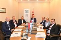 BAŞPEHLİVAN - Başkan Kafaoğlu Açıklaması Manisa'da Güreşlere Katıldı