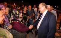 KAHRAMANLıK - Başkan Özakcan, İkinci Kafileyi Uğurladı