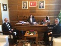 ALLAH - Başkan Öztürk'ten Yavuz'a Hayırlı Olsun Ziyareti