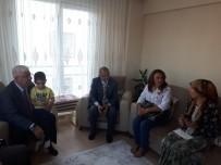 CUMHURİYET HALK PARTİSİ - Başkan Yüksel'den Tren Kazasında Ölen Ersen Gül'ün Ailesine Taziye Ziyareti