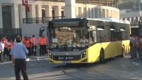 TEZAHÜRAT - Beşiktaş Taraftarı Otobüslerle Kadıköy'e Gönderildi