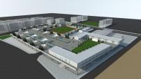 BUCA BELEDİYESİ - Buca'nın Yeni Kent Merkezi Yükseliyor