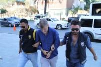 PARA CEZASI - Cezaevi Firarisi Eski Kooperatif Müdürü Alanya'da Yakalandı