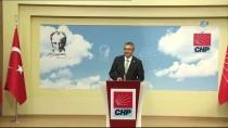BELEDİYE BAŞKANLIĞI - CHP'den MHP'nin Af Teklifine İlişkin Açıklama