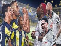 MEHMET TOPAL - Fenerbahçe: 0 Beşiktaş: 1 (Canlı)