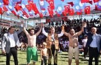 CELALETTIN GÜVENÇ - Dulkadiroğlu Boyalı Güreş Turnuvası