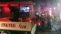 SANAYİ SİTESİ - Esenyurt'ta Fabrika Yangını