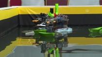 ROBOT YARIŞMASI - Fatih Sultan Mehmet'ten İlham Aldılar Fetih Robotu Yaptılar