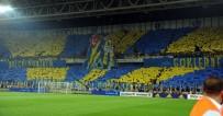 FENERBAHÇE - Fenerbahçe'den Derbi Koreografisi
