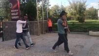 ADLİ KONTROL - Göçmen Kaçakçıları Tutuklandı