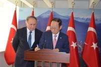 ÖMER DOĞANAY - Güney Kore Ankara Büyükelçisi Hong-Ghi Choi Artvin'de