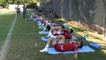MIHENK TAŞı - Hatayspor'da Altınordu Maçı Hazırlıkları