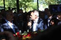 BAŞSAĞLIĞI - HDP'li İbrahim Ayhan'ın Cenazesi Siverek'te Toprağa Verildi