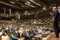 ULUSLARARASI - HKÜ'de Yeni Akademik Yıl Açılış Dersini Rektör Yılmaz Verdi