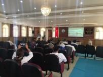 HARRAN ÜNIVERSITESI - HRÜ'de Uluslararası İslam Dünyası Sağlık Turizmi Konferansı Yapıldı