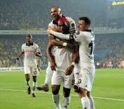 MEHMET TOPAL - İlk Yarı Beşiktaş'ın Üstünlüğüyle Bitti