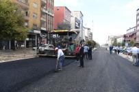KARAYOLLARI - İstasyon Caddesi'ndeki Alt Zemin Çalışmaları Tamamlandı
