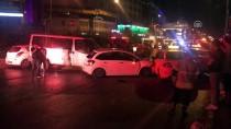ÇIĞLI BELEDIYESI - İzmir'de Zincirleme Trafik Kazası