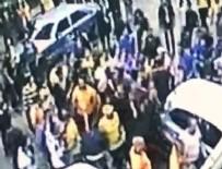 FENERBAHÇE - Kadıköy'de derbi öncesi kan aktı