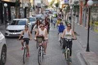 BİSİKLET TURU - Kadirli'de 'Süslü Kadınlar Bisiklet Turu' Etkinliği