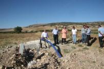 KANALİZASYON - Kilis'teki Su Sıkıntısı Çözüldü