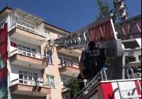 REHİN - Kırıkkale'de Rehine Krizi Sona Erdi