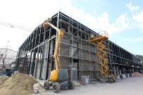 NİKAH TÖRENİ - Kongre Merkezi Hazırlanıyor