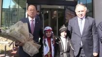ÖMER DOĞANAY - Kore Cumhuriyeti Ankara Büyükelçisi Choi Hong-Ghi Artvin'de